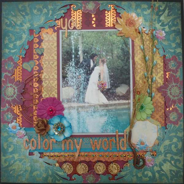 You Color My World *Scraps of Darkness*