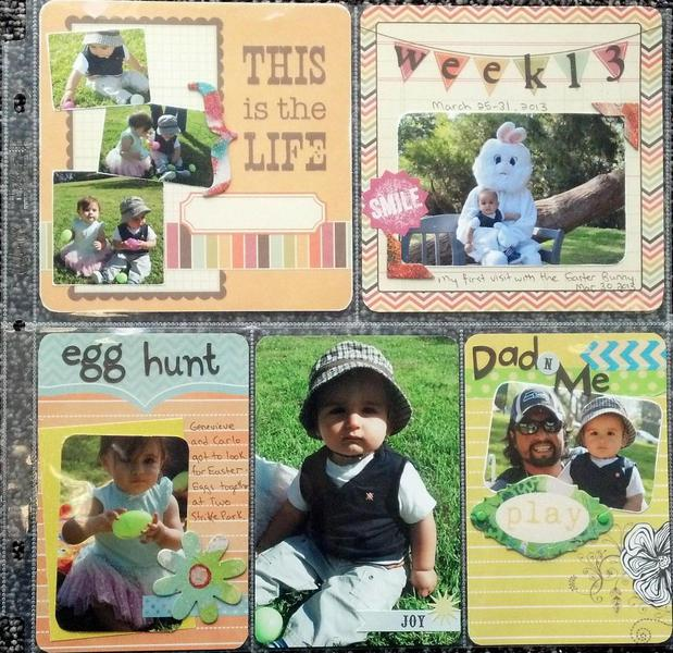 Project 52 - Week 13: Egg Hunt
