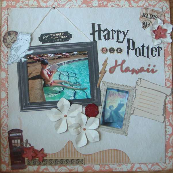 Harry Potter in Hawaii