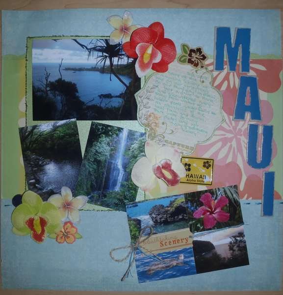 Maui: Breathtaking Scenery
