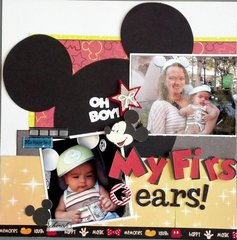 Oh Boy! My First Ears! (Page 1)
