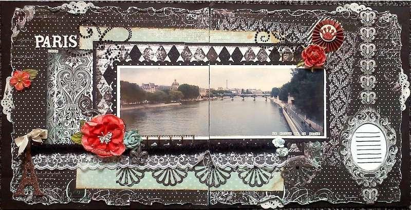 Paris - La ville de la Seine (2pg) *Scraps of Darkness*
