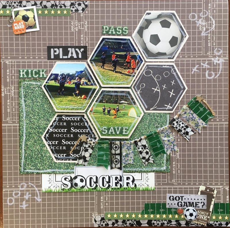 Play Soccer: Got Game?