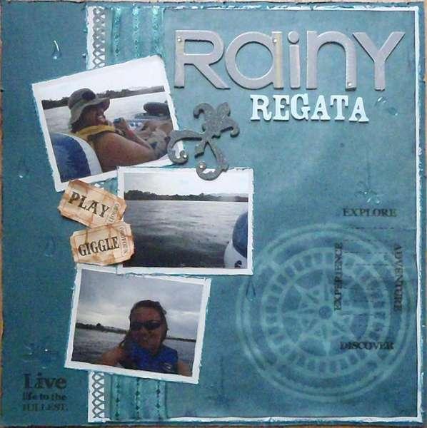 Rainy Regata