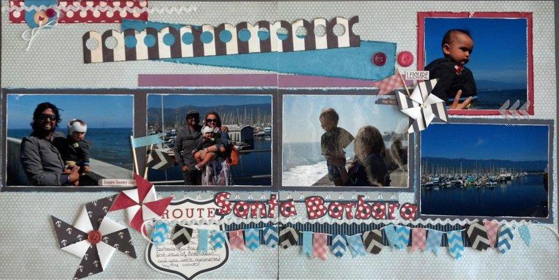 (Route) Santa Barbara - Project 52: Week 11