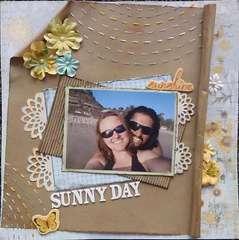 Sunny Day (Circle Challenge)