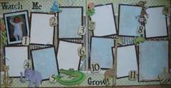 Watch Me Grow (2-pages)