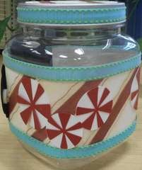 Sweet Memories Candy Jar (Back)