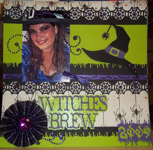 Witch Brew 2009 layout