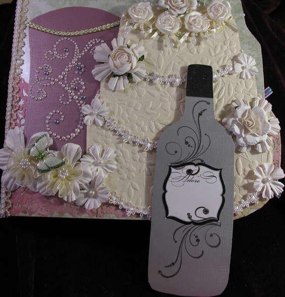 Wedding Album ~ Vintage
