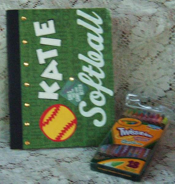 Katie's Birthday Journal