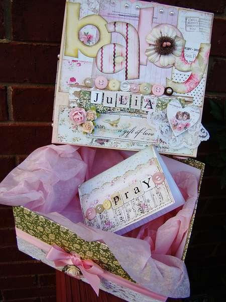 Julia's Memory Box set