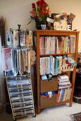 Magazine, Embelishment and Paper Organization