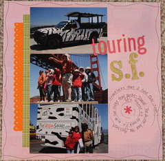 Touring S.F.