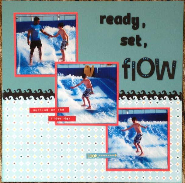 Ready, Set, Flow
