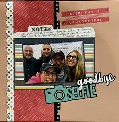 Goodbye Selfie