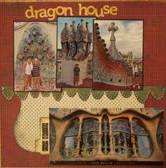 Dragon House (Casa Batllo)