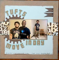Tufts - Move In Day