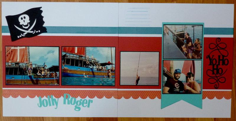 Jolly Roger -- Yo Ho HO