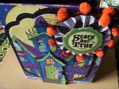 scary but true halloween mini