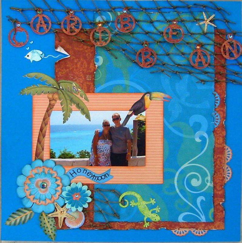 Caribbean Honeymoon
