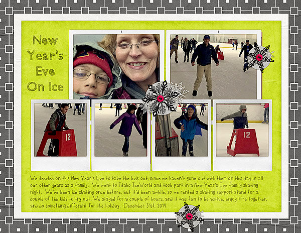 New Year's Eve On Ice