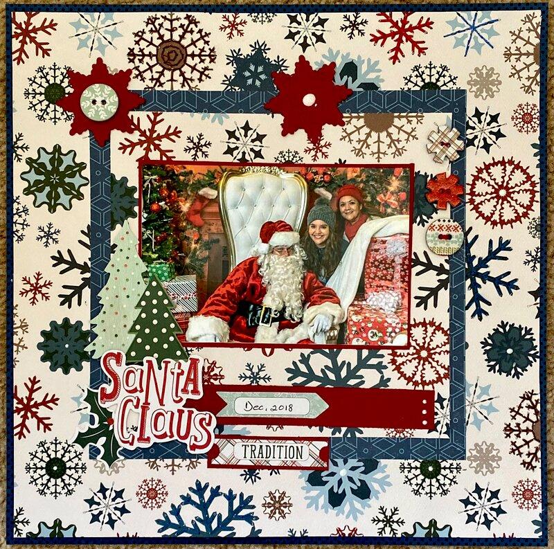 Santa Claus Tradition