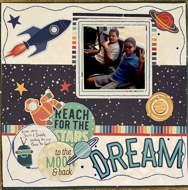 Dream to the moon & Back