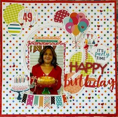 49 Candles..