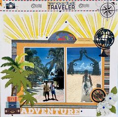 World travel adventure