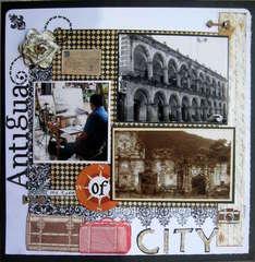 Antigua forever my type of city:)