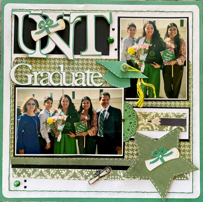UNT Graduate