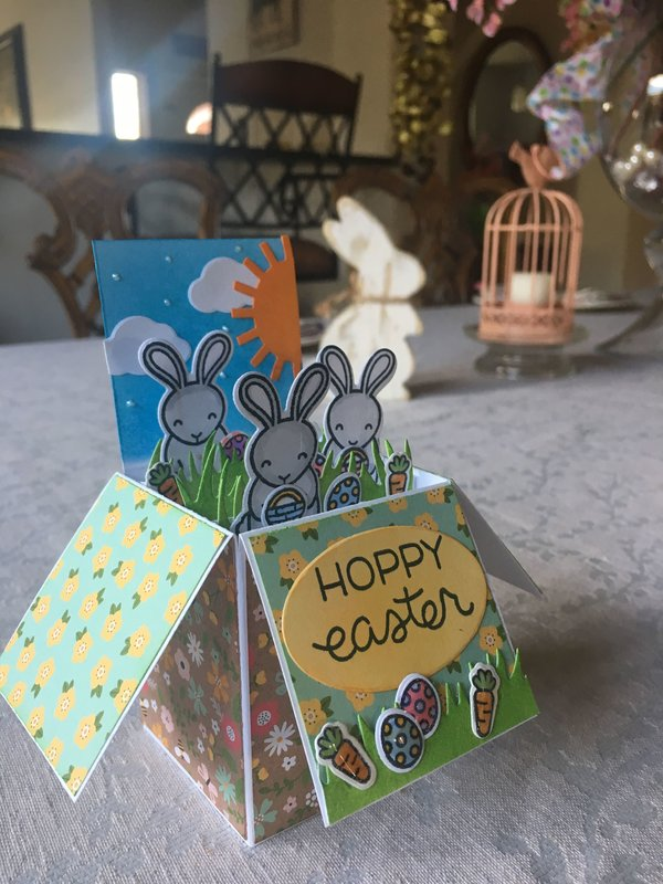 Hoppy Easter cards