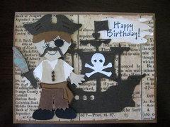 Pirate's Birthday