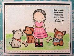 Friends card!!