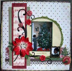 O Christmas tree..........