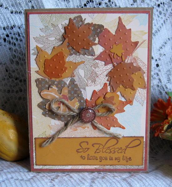 Fall card..