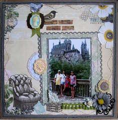 Harry Potter Castle..
