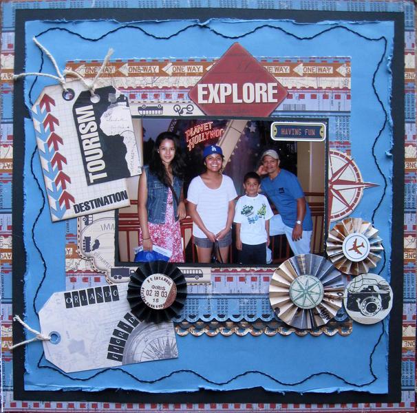 Explore & having fun...