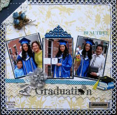 My Beautiful Graduation..