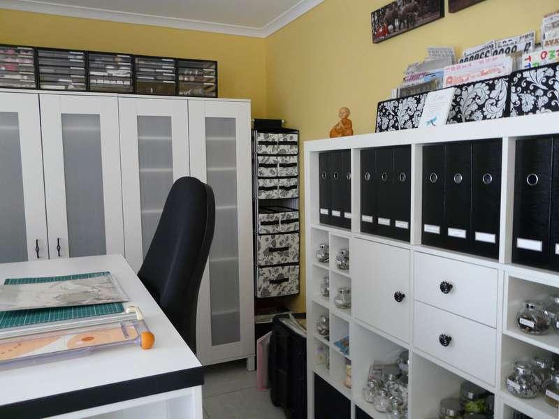 My scrapbook room