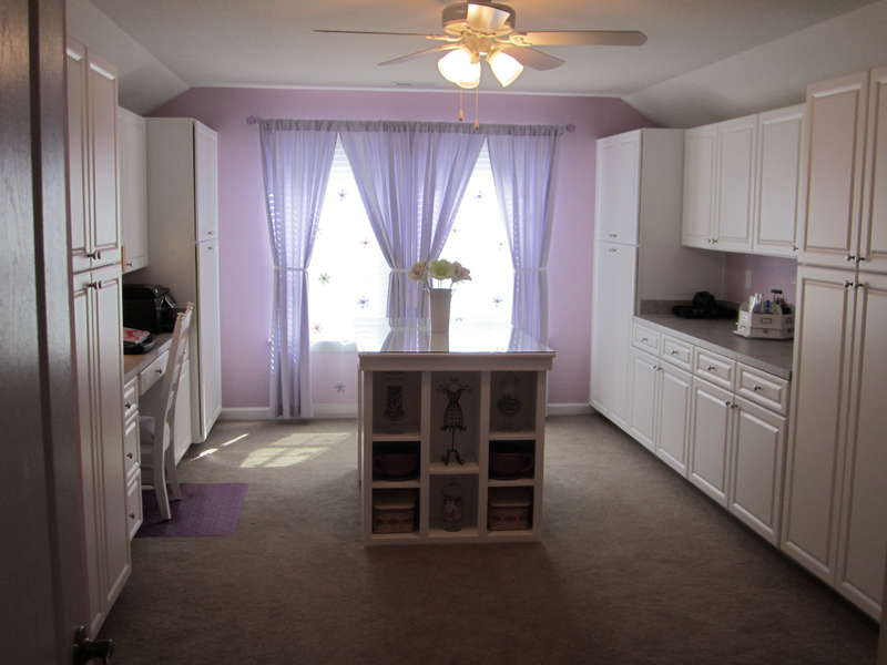 My New...and Improved...Craft Room - 1