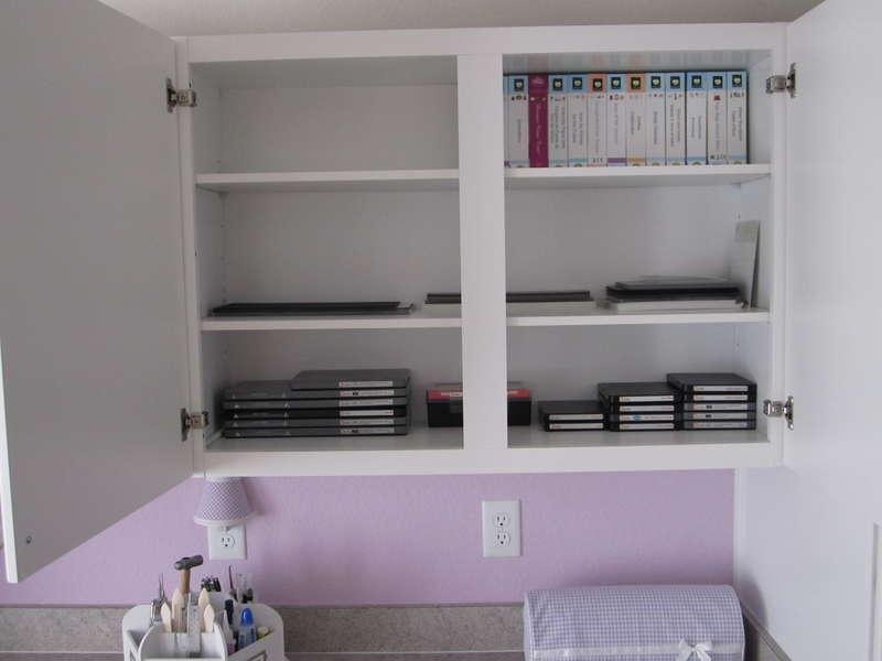 Center Workstation Cabinets - 2