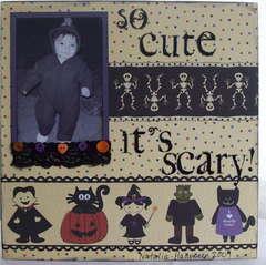 So cute it's scary!