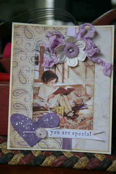 You Are Special 2 Card