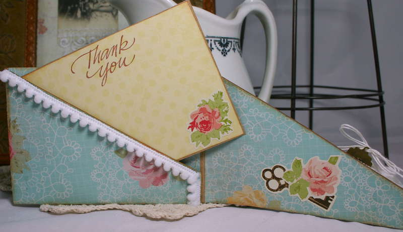 Inside THANK YOU Card
