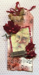 Swirlydoos 12 Days of Christmas ~~~ Day 1 ~~~ Dear Santa Tag