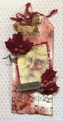 Swirlydoos 12 Days of Christmas ~~~ Day 1 ~~~ Dear Santa Tag