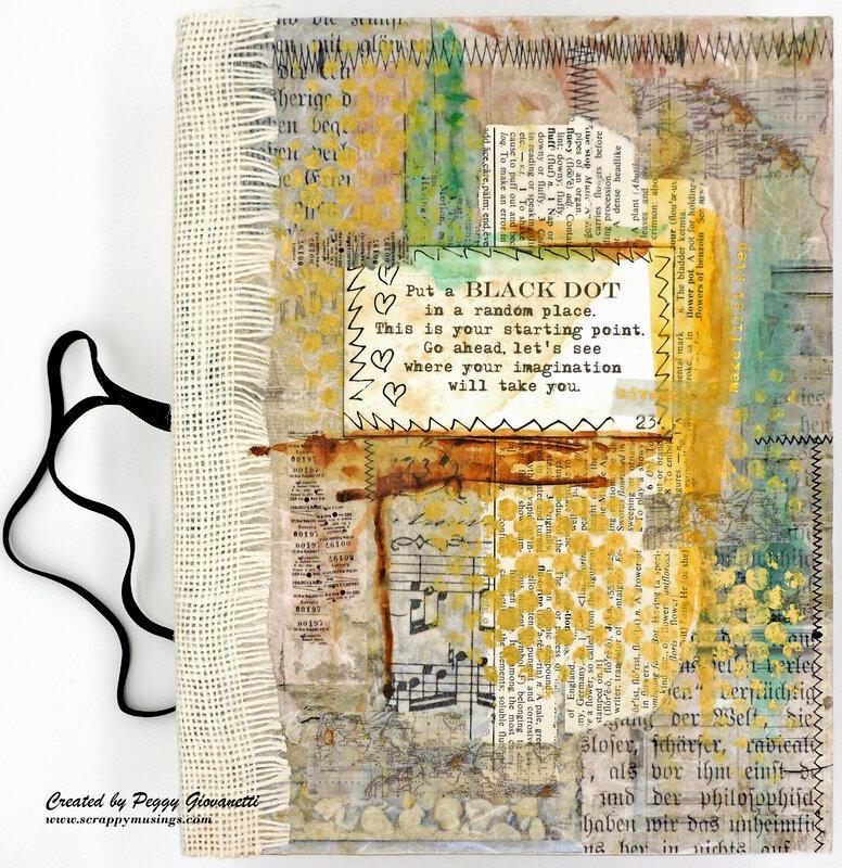 Art Journal: Altered Cover