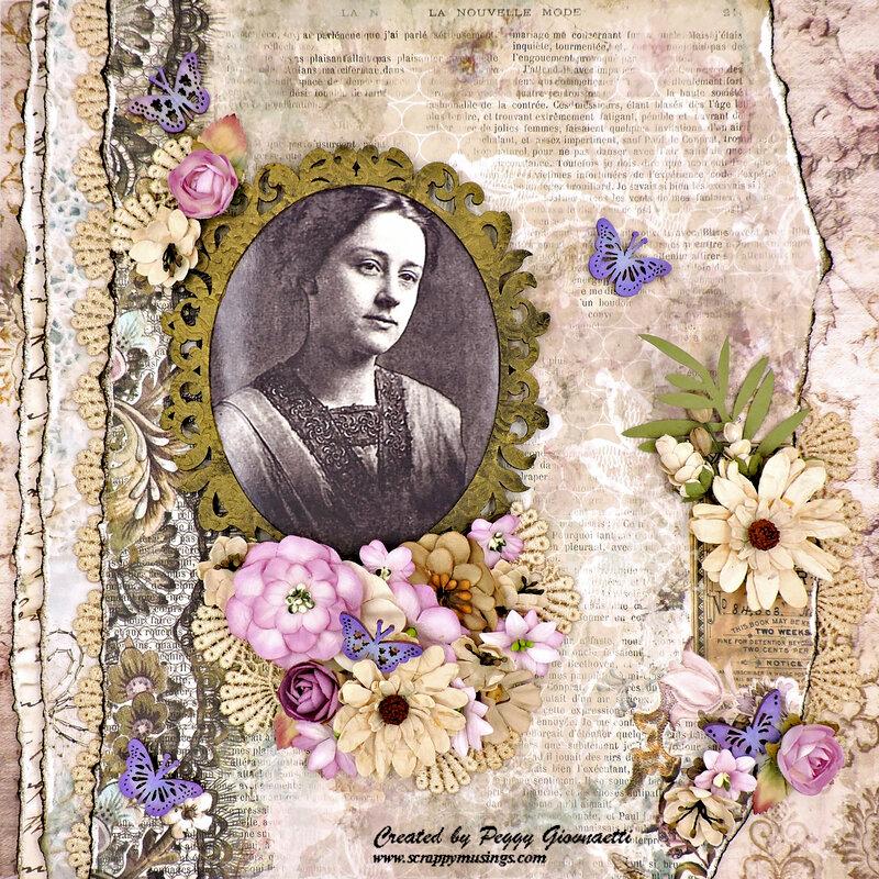 Old-Fashioned Lady